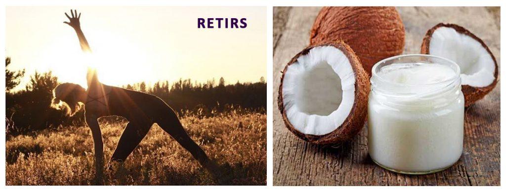 Retirs de Ioga i Ayurveda a la Natura. El plaer de cuidar-se.
